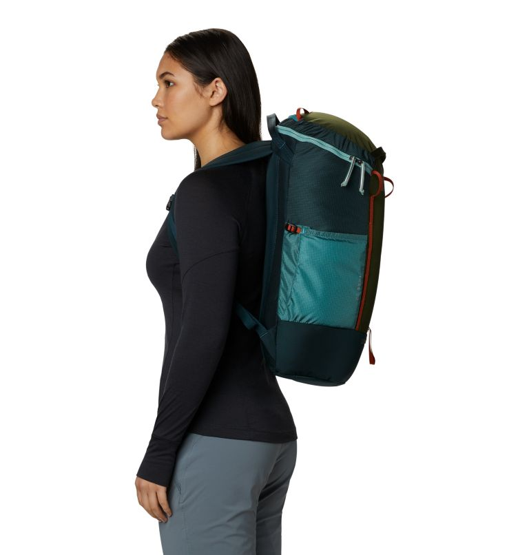 J Tree™ 22 W Backpack | 305 | O/S Women's J Tree™ 22 Backpack, Dark Army, Multi, a1