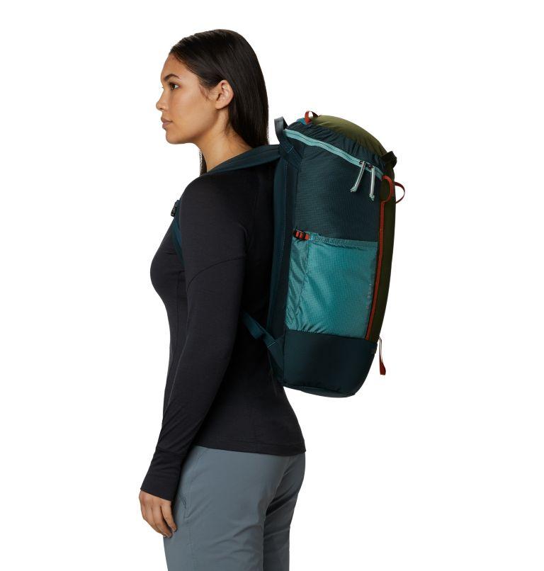 J Tree™ 22 W Backpack   305   O/S Women's J Tree™ 22 Backpack, Dark Army, Multi, a1