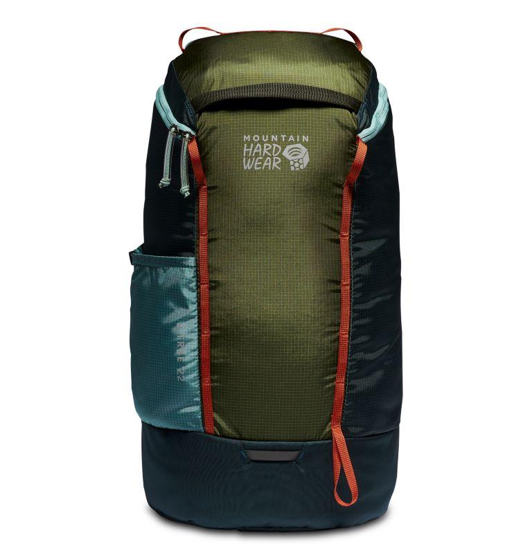 J Tree™ 22 W Backpack   305   O/S Women's J Tree™ 22 Backpack, Dark Army, Multi, front