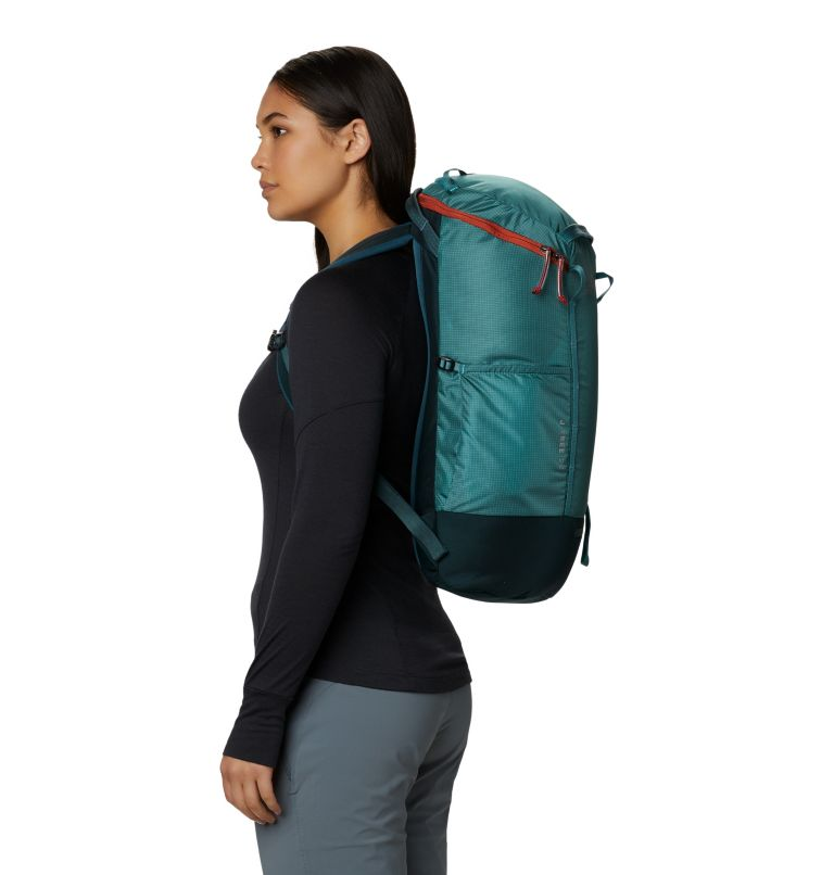 J Tree™ 22 W Backpack | 447 | O/S Women's J Tree™ 22 Backpack, Washed Turq, a1