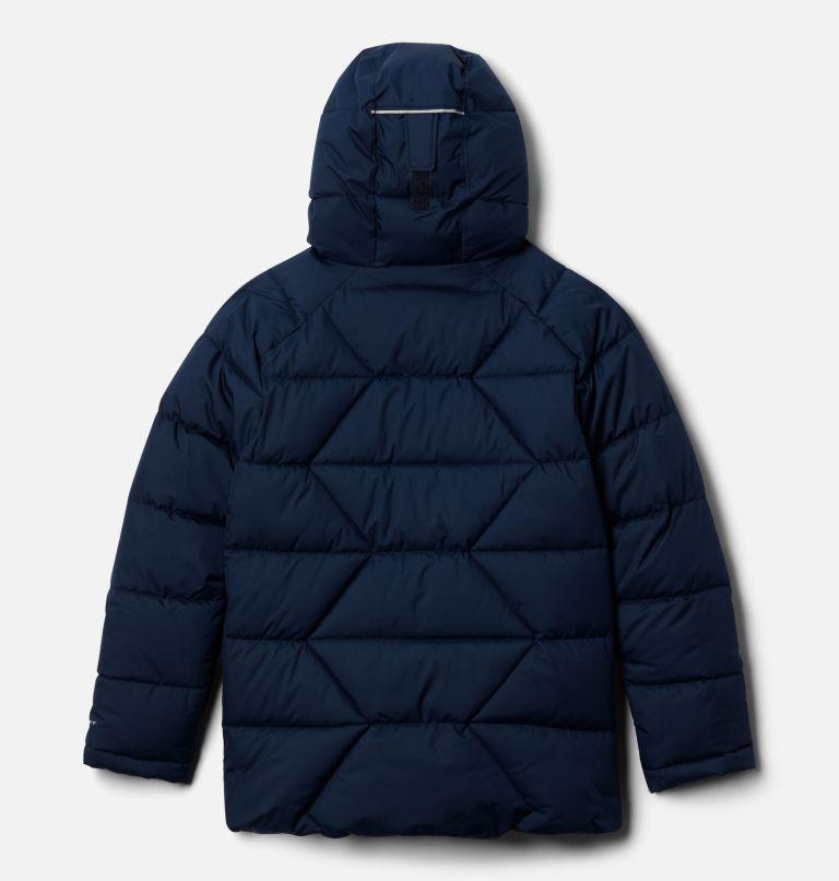 Boys' Winter Powder Quilted Ski Jacket Boys' Winter Powder Quilted Ski Jacket, back
