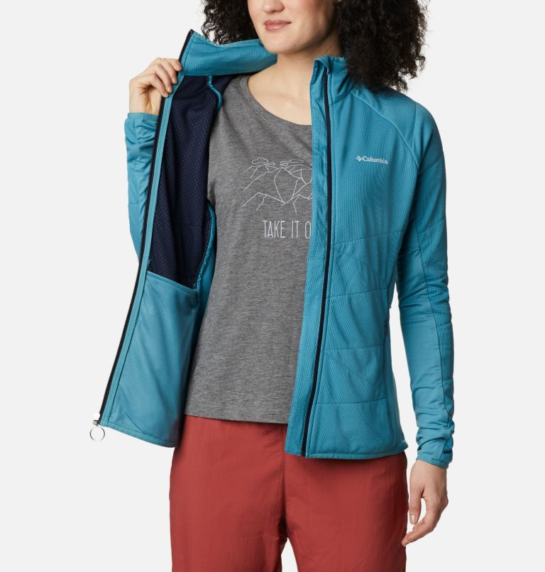 Women's Parkdale Point™ Insulated Full Zip Jacket Women's Parkdale Point™ Insulated Full Zip Jacket, a3