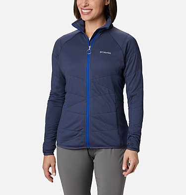 Giacca imbottita con cerniera integrale Parkdale Point da donna Parkdale Point™ Insulated Full Zip | 843 | L, Nocturnal, front