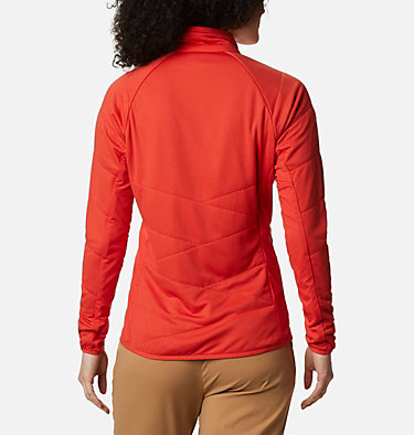 Giacca imbottita con cerniera integrale Parkdale Point da donna Parkdale Point™ Insulated Full Zip | 843 | L, Bold Orange, back