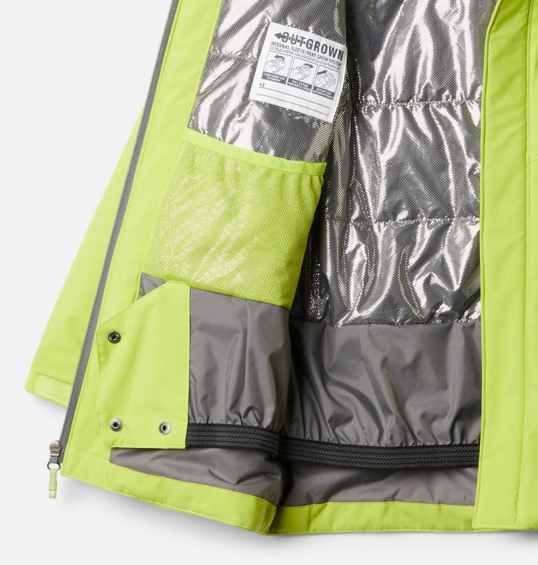 Winter District™ Jacket | 386 | XL Boys' Winter District™ Jacket, Bright Chartreuse, a1