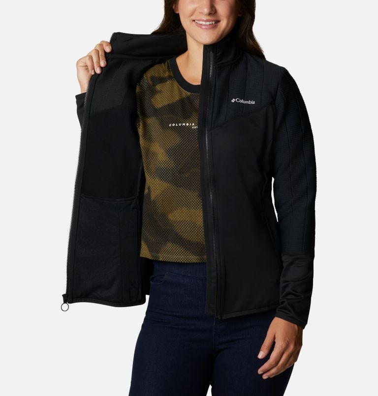 Women's Roffe Ridge™ II Full Zip Fleece Jacket Women's Roffe Ridge™ II Full Zip Fleece Jacket, a3