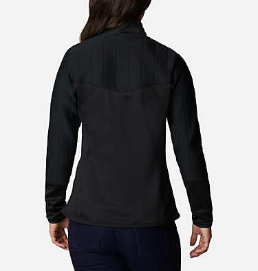Women's Roffe Ridge™ II Full Zip Fleece Jacket Roffe Ridge™ II Full Zip | 010 | L, Black, back