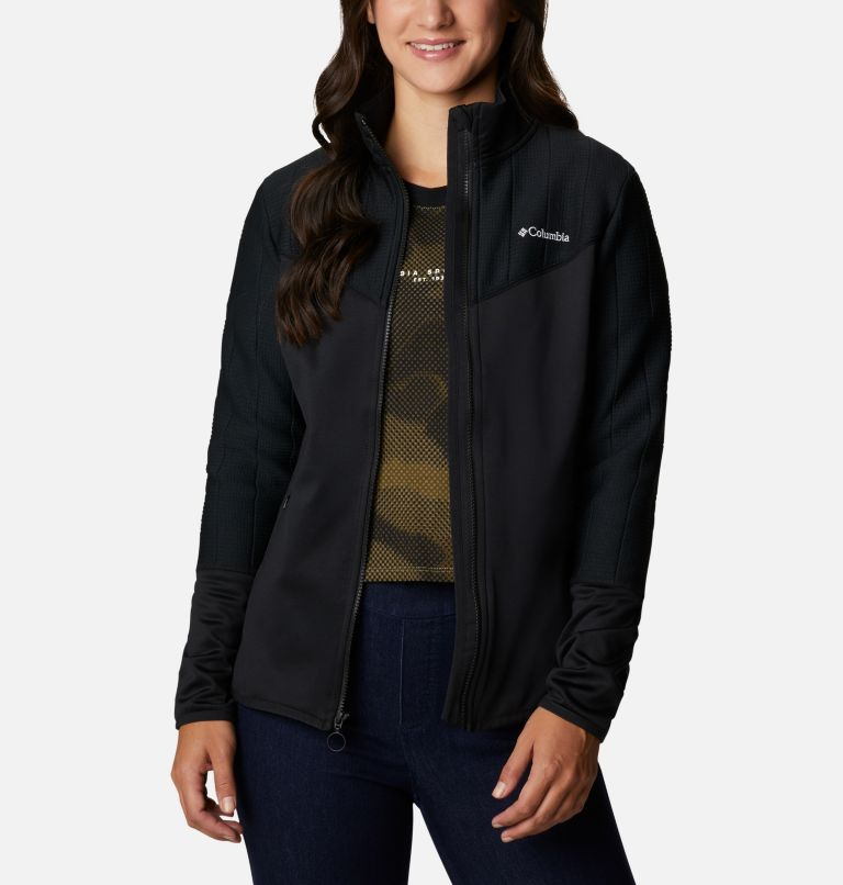 Women's Roffe Ridge™ II Full Zip Fleece Jacket Women's Roffe Ridge™ II Full Zip Fleece Jacket, front