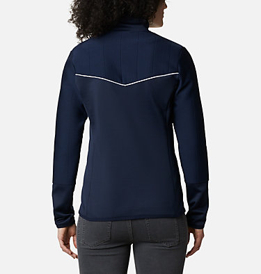 Women's Roffe Ridge™ II Full Zip Fleece Jacket Roffe Ridge™ II Full Zip | 010 | L, Dark Nocturnal, White, back