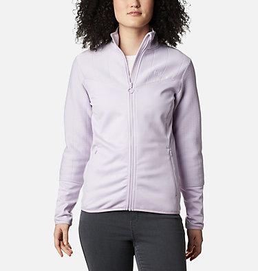 Women's Roffe Ridge™ II Full Zip Fleece Jacket Roffe Ridge™ II Full Zip | 010 | L, Pale Lilac, front