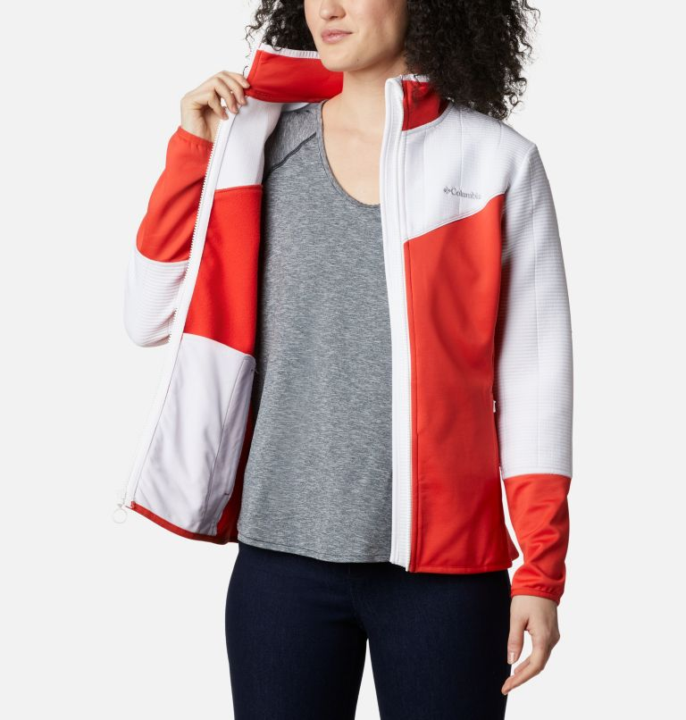 Women's Roffe Ridge™ II Full Zip Fleece Jacket Women's Roffe Ridge™ II Full Zip Fleece Jacket, a3