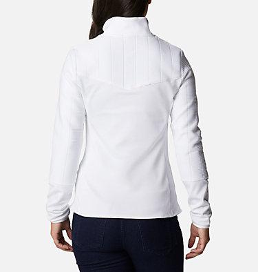 Women's Roffe Ridge II Fleece Jacket Roffe Ridge™ II Full Zip | 100 | L, White, back