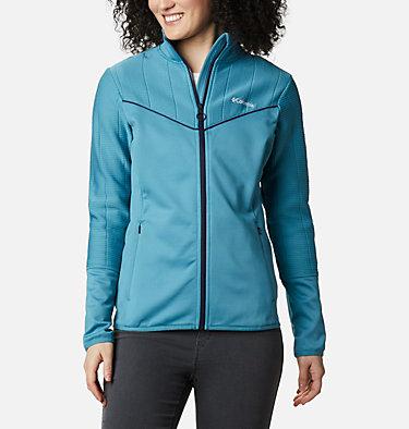 Women's Roffe Ridge II Fleece Jacket Roffe Ridge™ II Full Zip | 100 | L, Canyon Blue, Dark Nocturnal, front