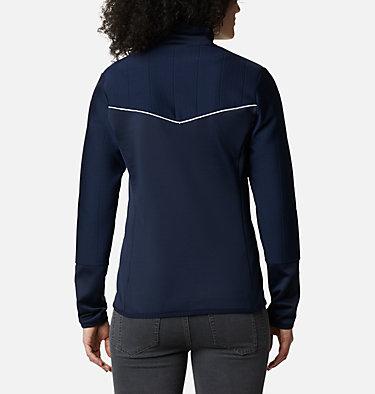 Women's Roffe Ridge II Fleece Jacket Roffe Ridge™ II Full Zip | 100 | L, Dark Nocturnal, White, back