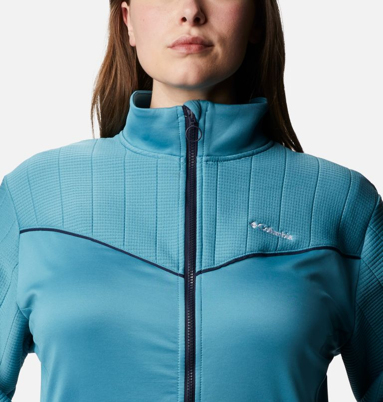 Women's Roffe Ridge™ II Full Zip Fleece Jacket - Plus Size Women's Roffe Ridge™ II Full Zip Fleece Jacket - Plus Size, a2
