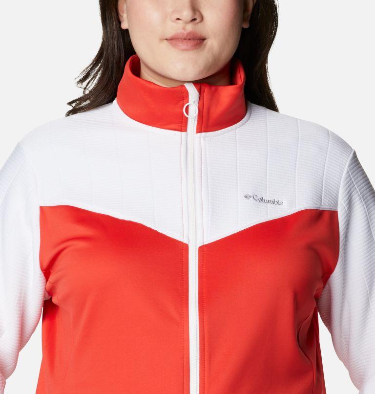 Women's Roffe Ridge™ II Full Zip Fleece Jacket - Plus Size Women's Roffe Ridge™ II Full Zip Fleece Jacket - Plus Size, a2