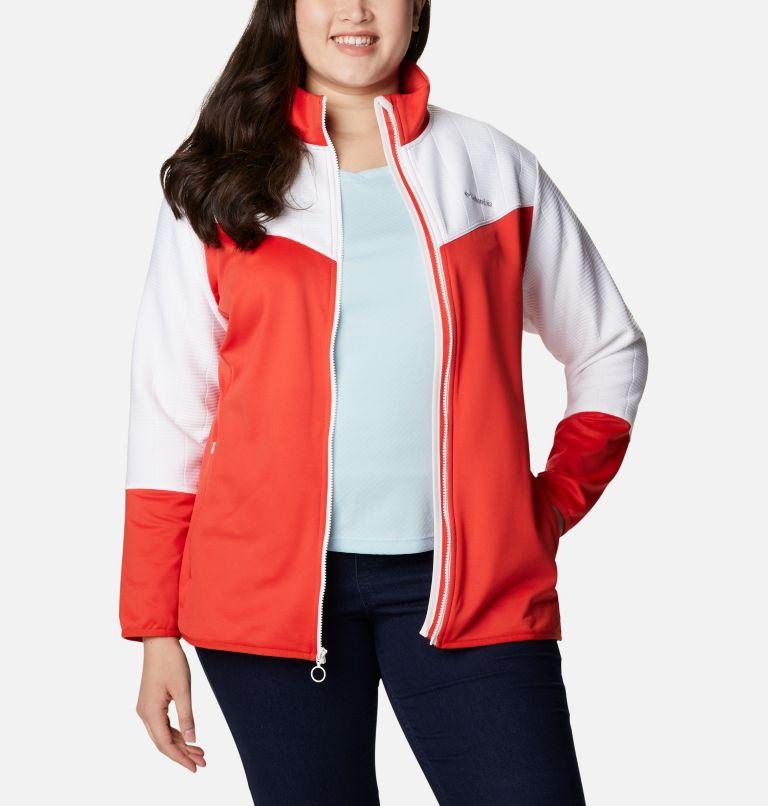 Women's Roffe Ridge™ II Full Zip Fleece Jacket - Plus Size Women's Roffe Ridge™ II Full Zip Fleece Jacket - Plus Size, a4