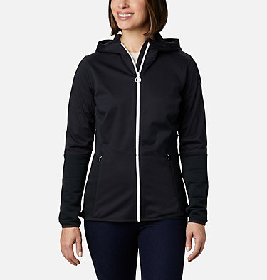 Women's Roffe Ridge™ Windblock Full Zip Jacket Roffe Ridge™ Windblock FZ | 010 | L, Black, front