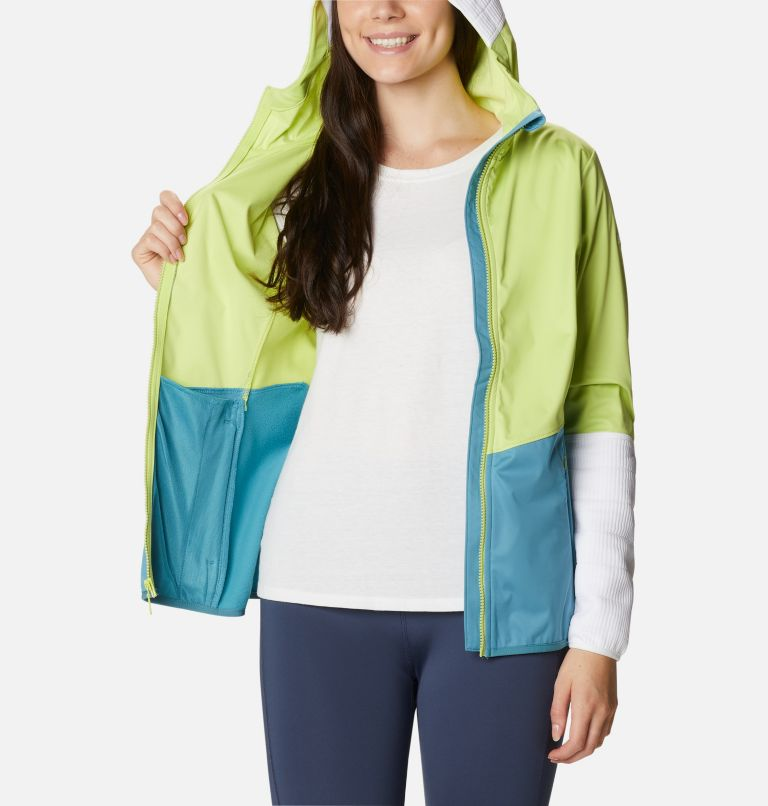 Women's Roffe Ridge™ Windblock Full Zip Jacket Women's Roffe Ridge™ Windblock Full Zip Jacket, a3