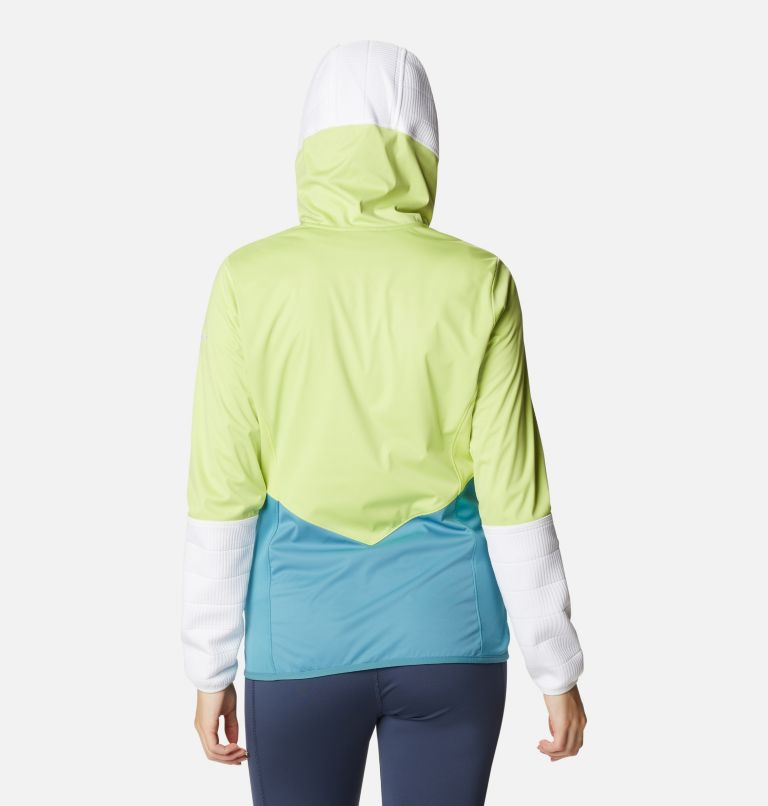 Women's Roffe Ridge™ Windblock Full Zip Jacket Women's Roffe Ridge™ Windblock Full Zip Jacket, back