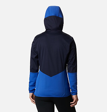 Women's Roffe Ridge™ Windblock Full Zip Jacket Roffe Ridge™ Windblock FZ | 010 | L, Dark Nocturnal, Lapis Blue, White, back