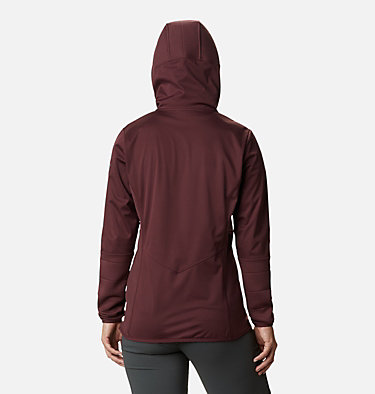 Women's Roffe Ridge™ Windblock Full Zip Jacket Roffe Ridge™ Windblock FZ | 010 | L, Malbec, back