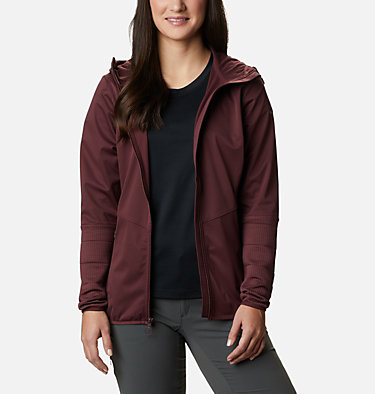 Women's Roffe Ridge™ Windblock Full Zip Jacket Roffe Ridge™ Windblock FZ | 010 | L, Malbec, front