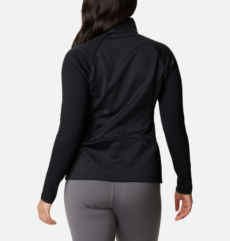 Women's Roffe Ridge™ Half Zip Fleece Women's Roffe Ridge™ Half Zip Fleece, back
