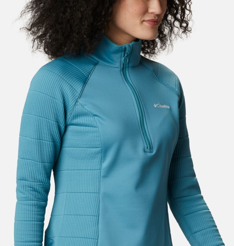 Women's Roffe Ridge™ Half Zip Fleece Women's Roffe Ridge™ Half Zip Fleece, a3
