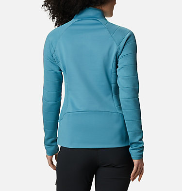 Women's Roffe Ridge™ Half Zip Fleece Roffe Ridge™ 1/2 Zip | 430 | L, Canyon Blue, back