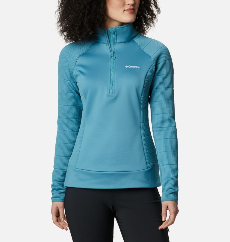 Women's Roffe Ridge™ Half Zip Fleece Women's Roffe Ridge™ Half Zip Fleece, front