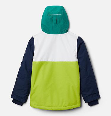 Timber Turner™ Jacket Timber Turner™ Jacket | 100 | XL, White, Brt Chrtrse, Coll Navy, Emerald G, back