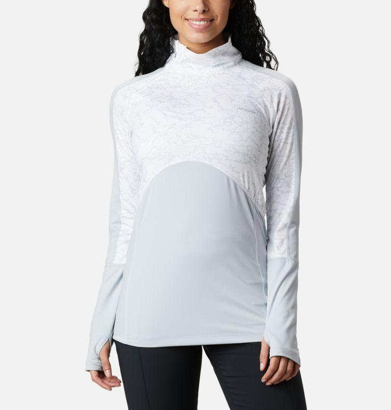 Women's Winter Power™ Quarter Zip Knit Shirt Women's Winter Power™ Quarter Zip Knit Shirt, front