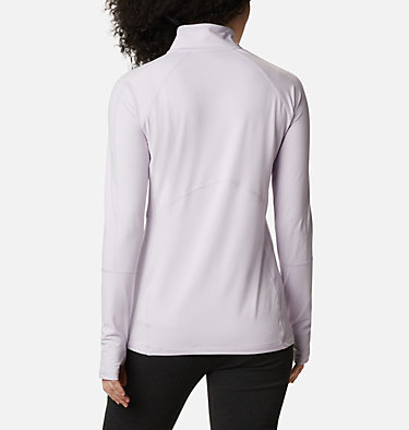 Chandail en tricot avec fermeture éclair 1/4 Winter Power™ pour femme Winter Power™ 1/4 Zip Knit | 031 | L, Pale Lilac, back