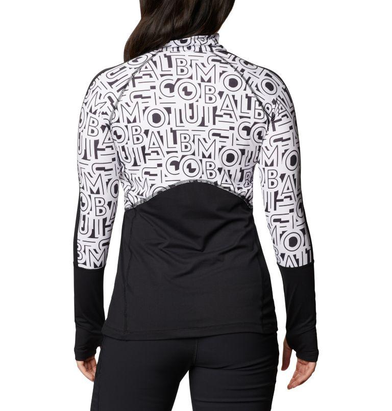 Winter Power Quarter Zip Shirt für Frauen Winter Power Quarter Zip Shirt für Frauen, back