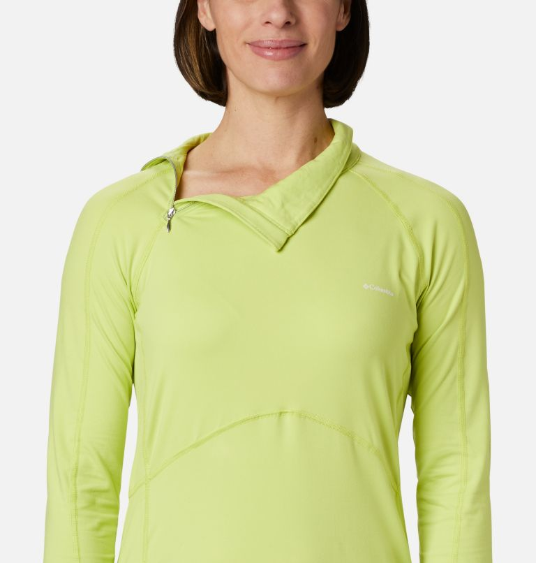 Women's Winter Power Quarter Zip Knit Shirt Women's Winter Power Quarter Zip Knit Shirt, a4