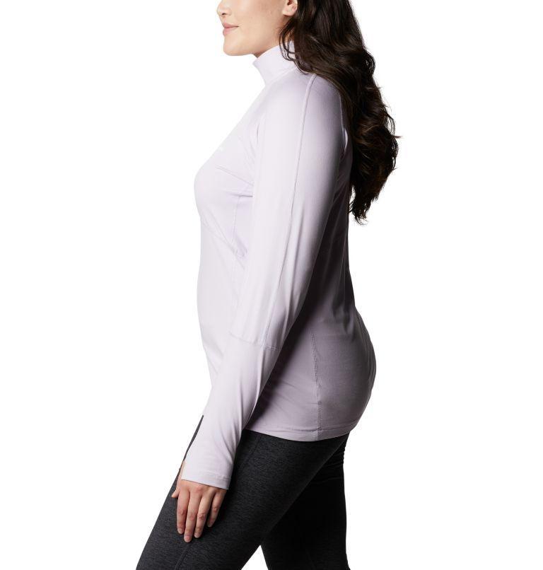 Women's Winter Power™ Quarter Zip Knit Shirt - Plus Size Women's Winter Power™ Quarter Zip Knit Shirt - Plus Size, a1