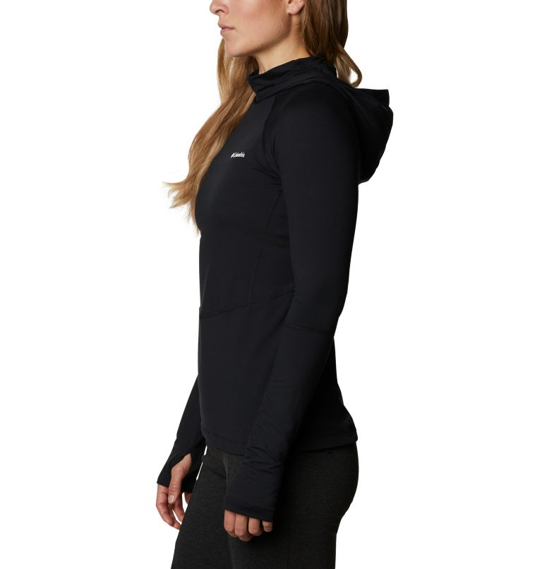 Winter Power™ Hooded Knit | 010 | M Women's Winter Power™ Hooded Knit Shirt, Black, a1