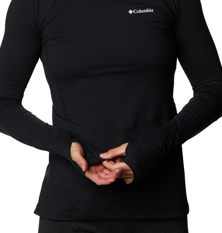 Winter Power™ Hooded Knit | 010 | M Women's Winter Power™ Hooded Knit Shirt, Black, a3