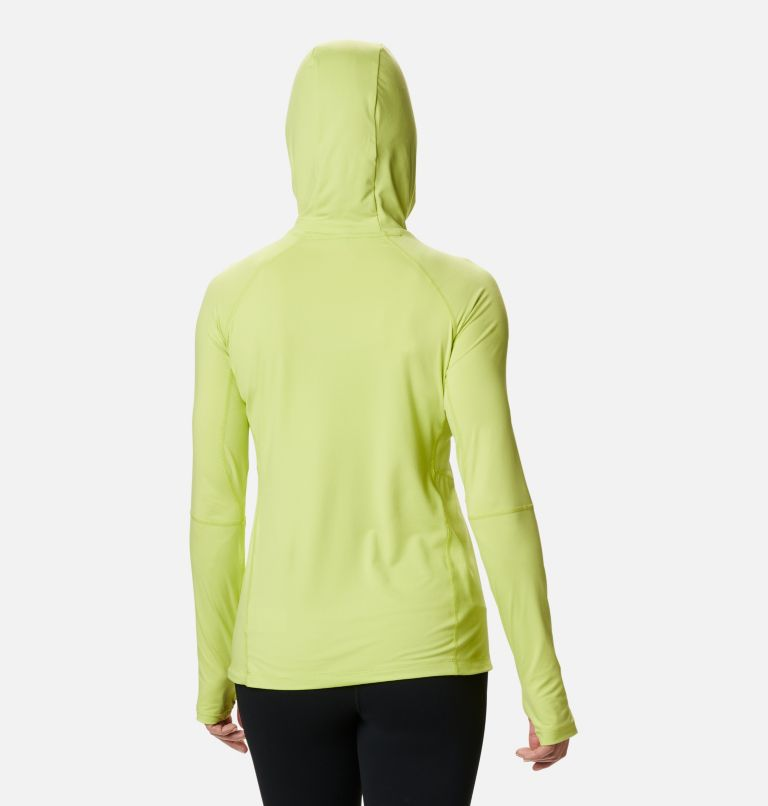 Winter Power™ Hooded Knit | 307 | M Women's Winter Power™ Hooded Knit Shirt, Voltage, back