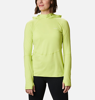 Women's Winter Power™ Hooded Knit Shirt Winter Power™ Hooded Knit | 307 | L, Voltage, front
