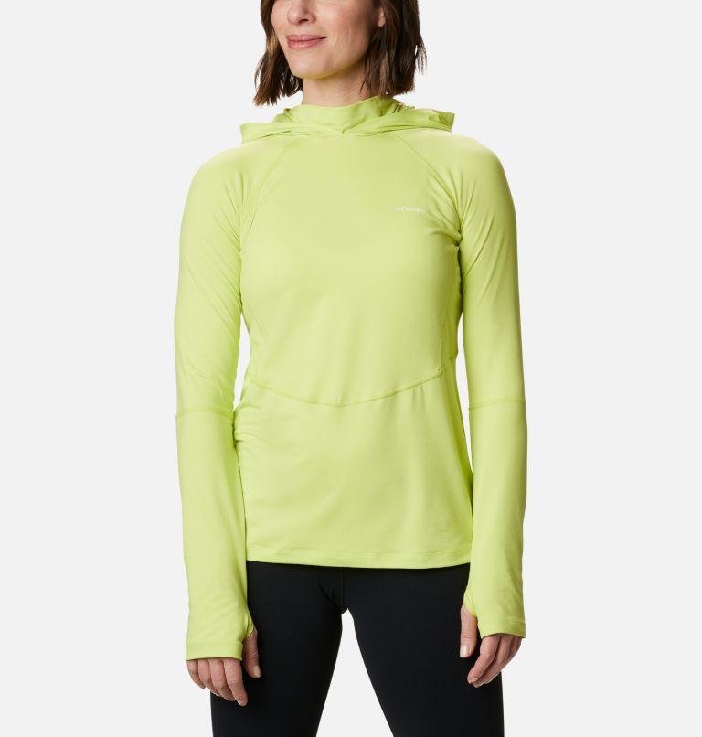 Women's Winter Power™ Hooded Knit Shirt Women's Winter Power™ Hooded Knit Shirt, front