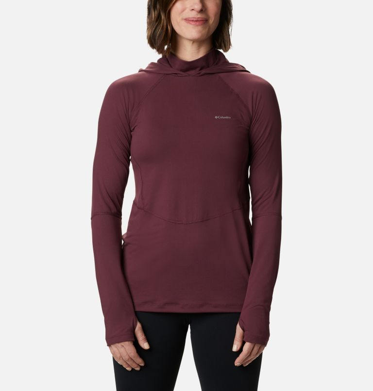 Women's Winter Power™ Hooded Knit Shirt Women's Winter Power™ Hooded Knit Shirt, front