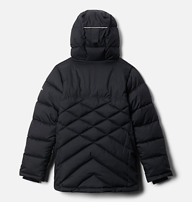 Girls' Winter Powder™ Quilted Jacket Winter Powder™ Quilted Jacket | 618 | L, Black, back