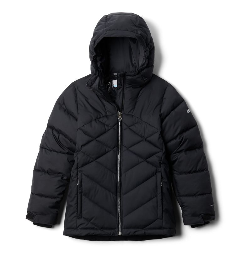Girls' Winter Powder™ Quilted Jacket Girls' Winter Powder™ Quilted Jacket, front
