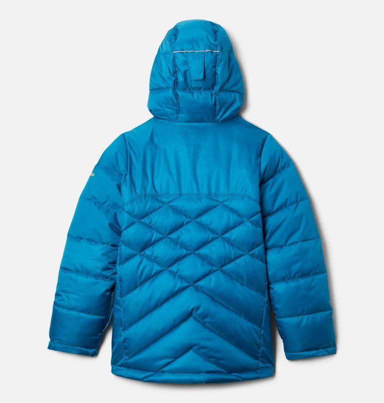 Girls' Winter Powder Quilted Ski Jacket Girls' Winter Powder Quilted Ski Jacket, back