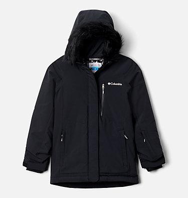 Girls' Ava Alpine™ Jacket Ava Alpine™ Jacket | 658 | XL, Black, front