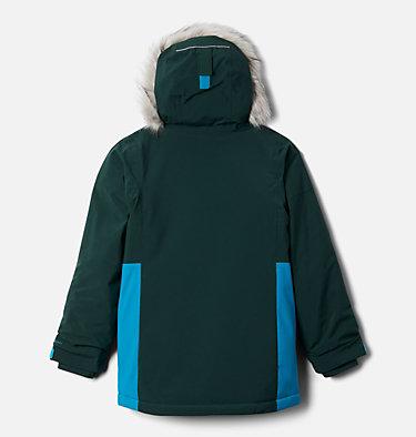 Girls' Ava Alpine™ Jacket Ava Alpine™ Jacket | 370 | XL, Spruce, Fjord Blue, back