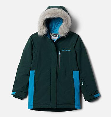 Girls' Ava Alpine™ Jacket Ava Alpine™ Jacket | 370 | XL, Spruce, Fjord Blue, front
