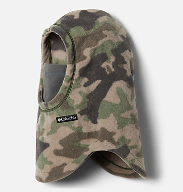 Kids' Frosty Trail™ Balaclava Frosty Trail™ Youth Balaclava | 613 | L/XL, Cypress Camo, front